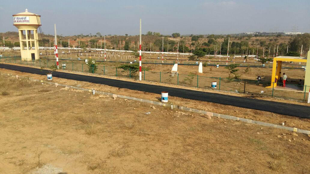 Yesh Greens Plot Phase III Off Hunsur Road Mysore 11265