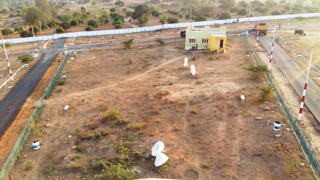 Yesh Greens Plot Phase III Off Hunsur Road Mysore 11266