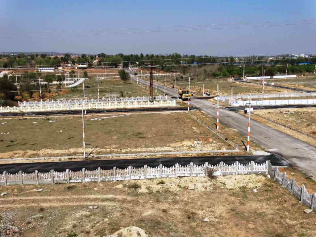 Yesh Mega City Plot Hunsur Road Mysore 11268