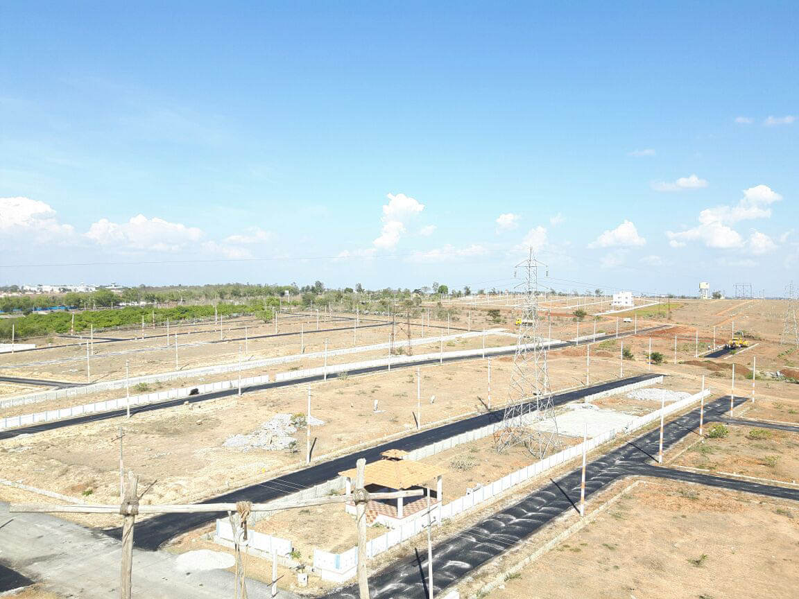 Yesh Mega City Plot Hunsur Road Mysore 11272