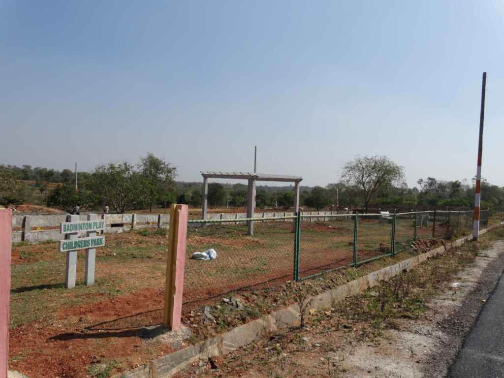 Yesh Mega City Plot Hunsur Road Mysore 11273