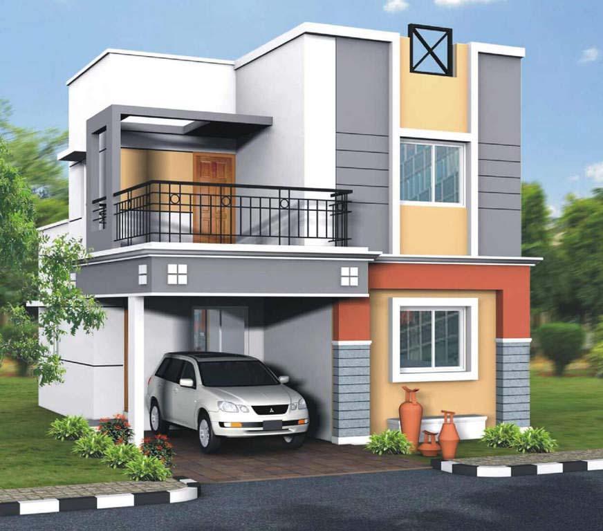 Peninsula Infra Palmville Villa Sarjapur Bangalore 11419