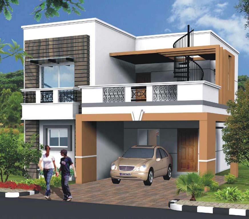 Peninsula Infra Palmville Villa Sarjapur Bangalore 11421