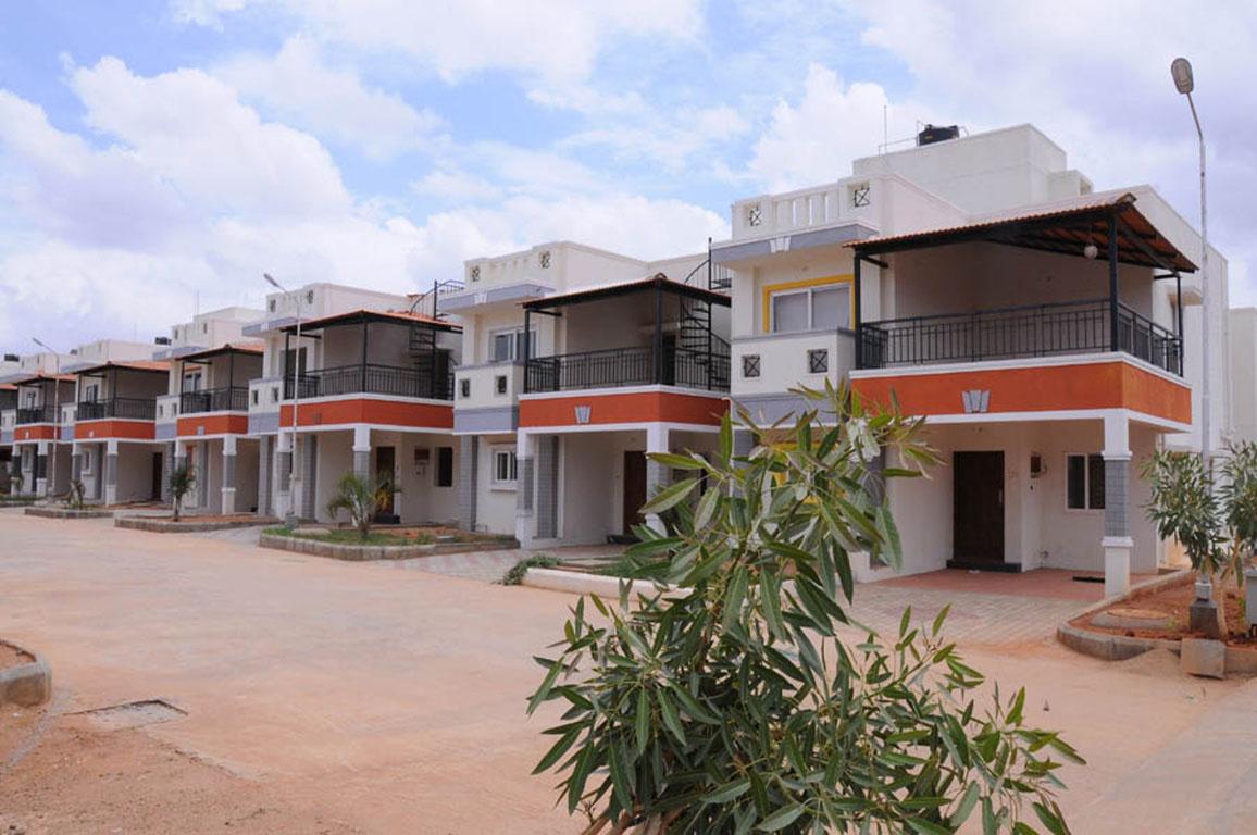 Peninsula Infra Palmville Villa Sarjapur Bangalore 11423