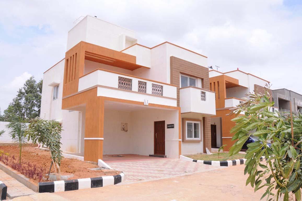 Peninsula Infra Palmville Villa Sarjapur Bangalore 11424