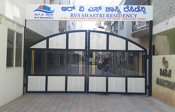 RVS Shastri Residency Gottigere Bangalore 11455