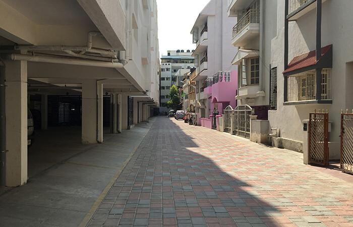 RVS Shastri Residency Gottigere Bangalore 11459