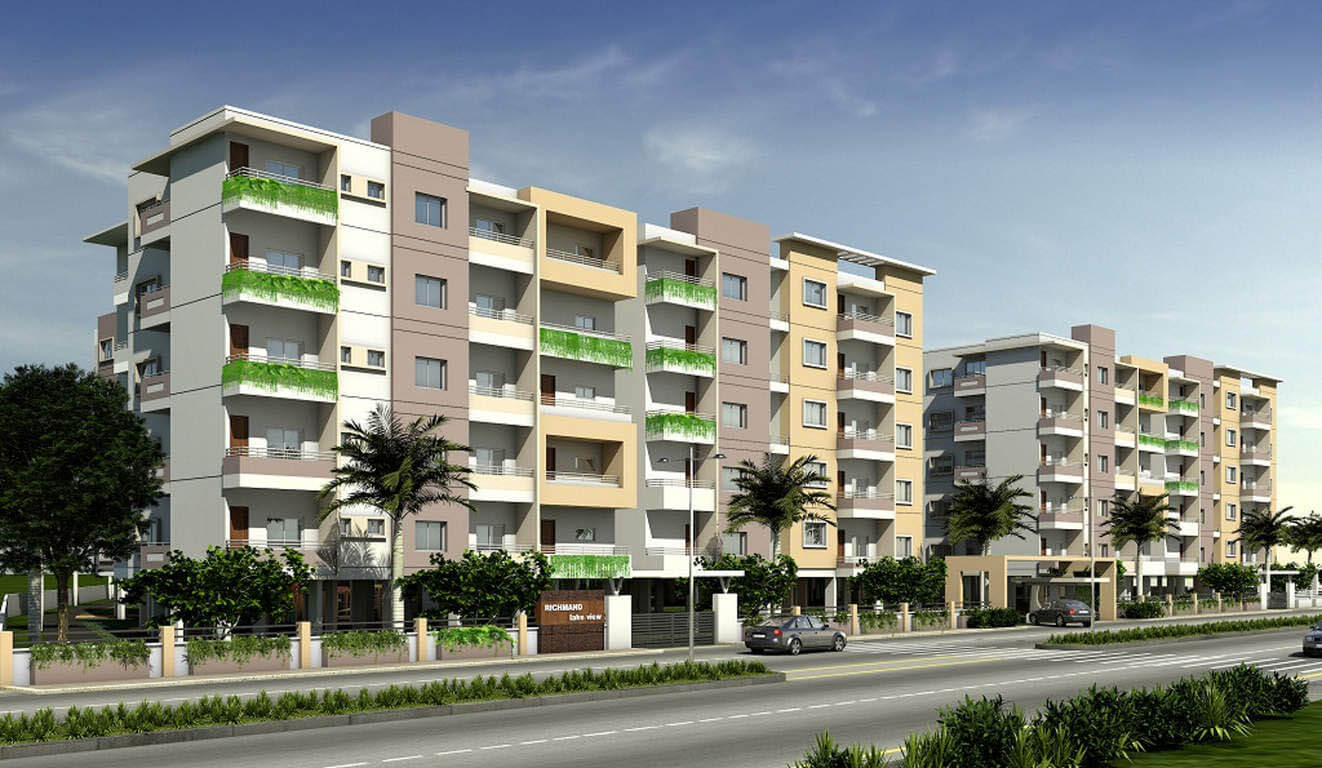 Richmond Lake View Marsur Bangalore 11494