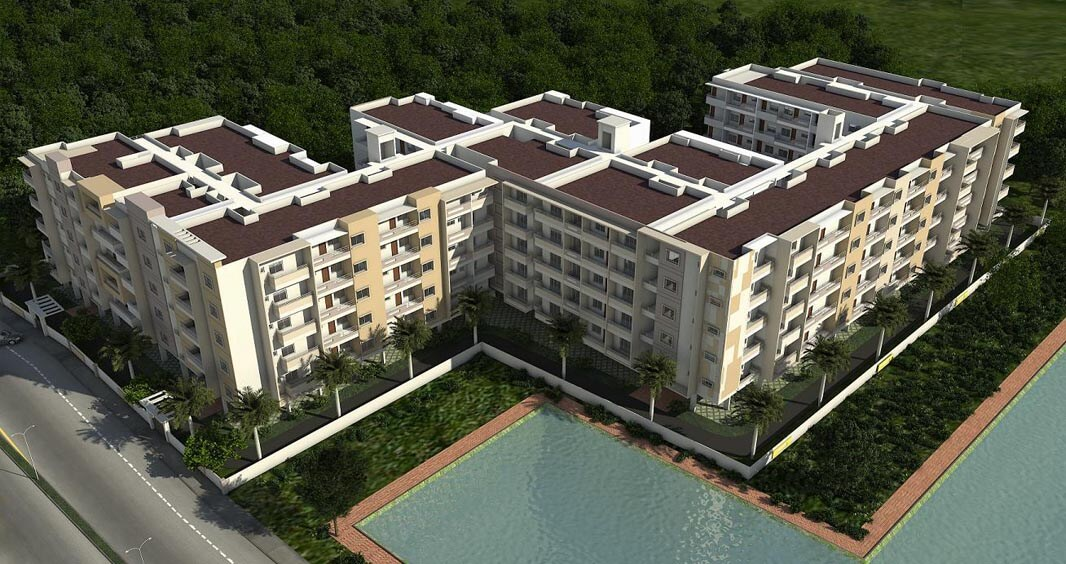 Richmond Lake View Marsur Bangalore 11496
