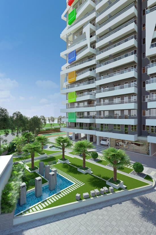 Landmark Green County Bolar Mangalore 11563
