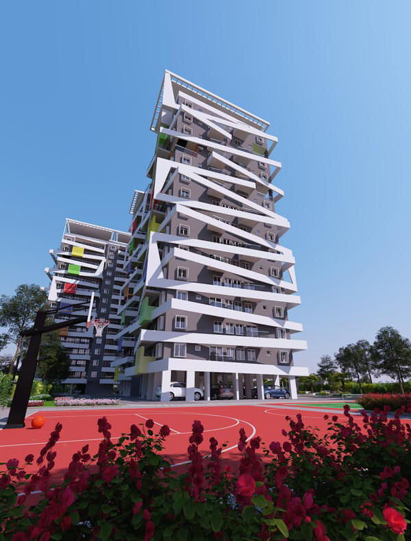Landmark Green County Bolar Mangalore 11564
