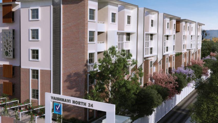 Vaishnavi North 24 Hebbal Bangalore 11733