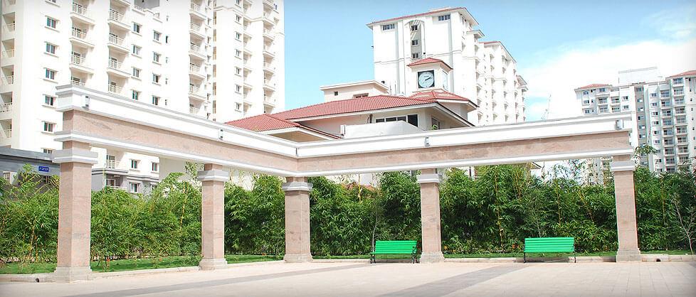 Godrej Woodsman Estate Hebbal Bangalore 11980