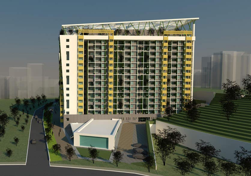 SMR Westgate Gardens Padil Mangalore 12103