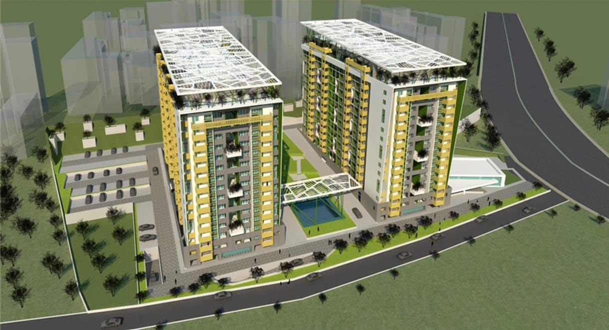 SMR Westgate Gardens Padil Mangalore 12104