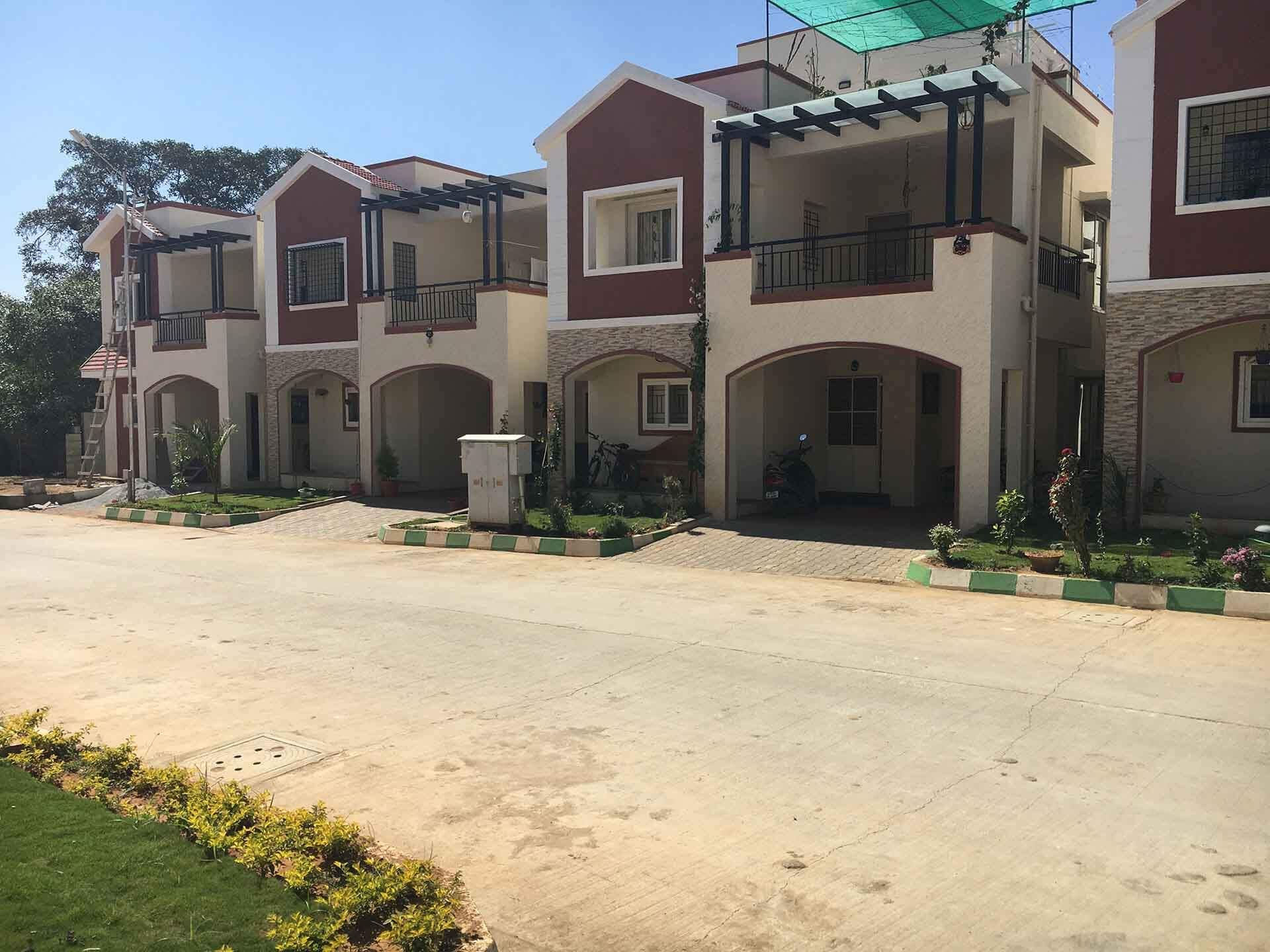 Peninsula Infra Prakruthi Villa Sarjapur Bangalore 12137