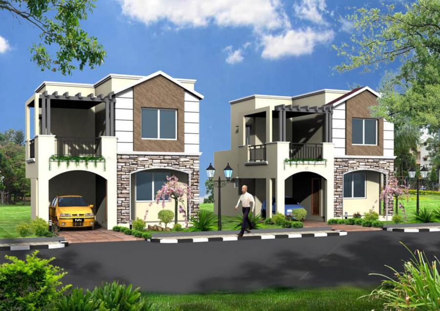 Peninsula Infra Prakruthi Villa Sarjapur Bangalore 12138