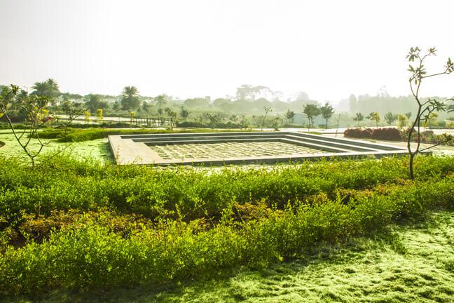 KNS Anirvan Plot Nagarabhavi Bangalore 12235