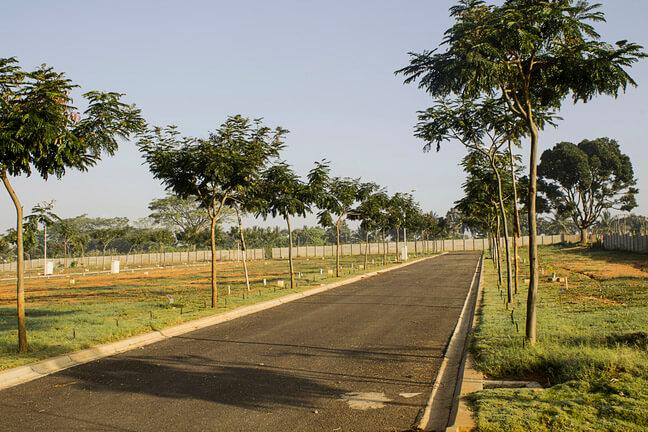 KNS Anirvan Plot Nagarabhavi Bangalore 12236