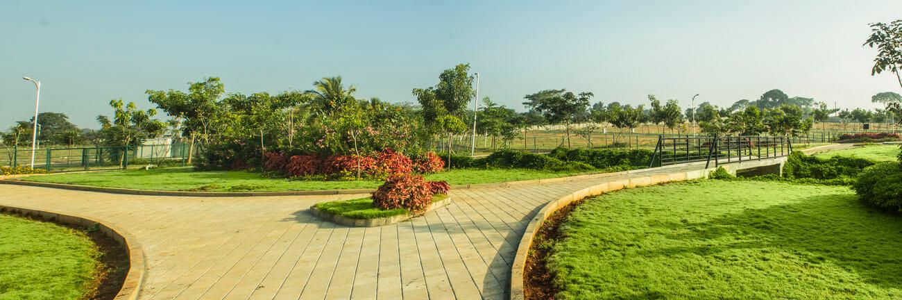KNS Anirvan Plot Nagarabhavi Bangalore 12237