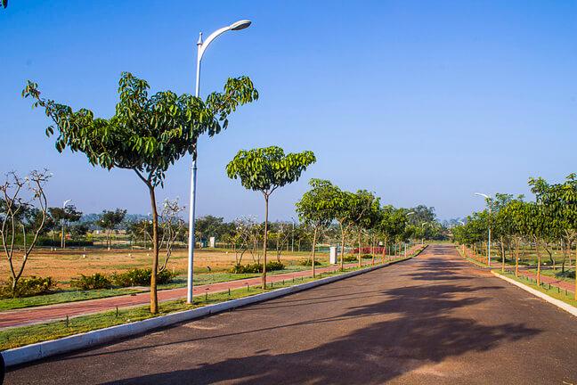 KNS Anirvan Plot Nagarabhavi Bangalore 12238