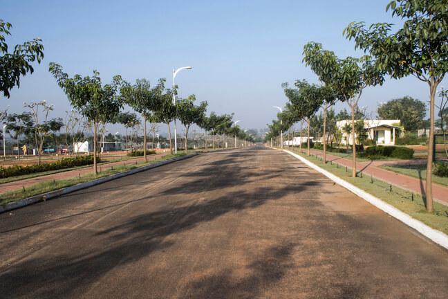KNS Anirvan Plot Nagarabhavi Bangalore 12240