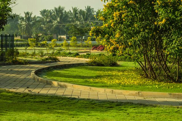 KNS Anirvan Plot Nagarabhavi Bangalore 12241