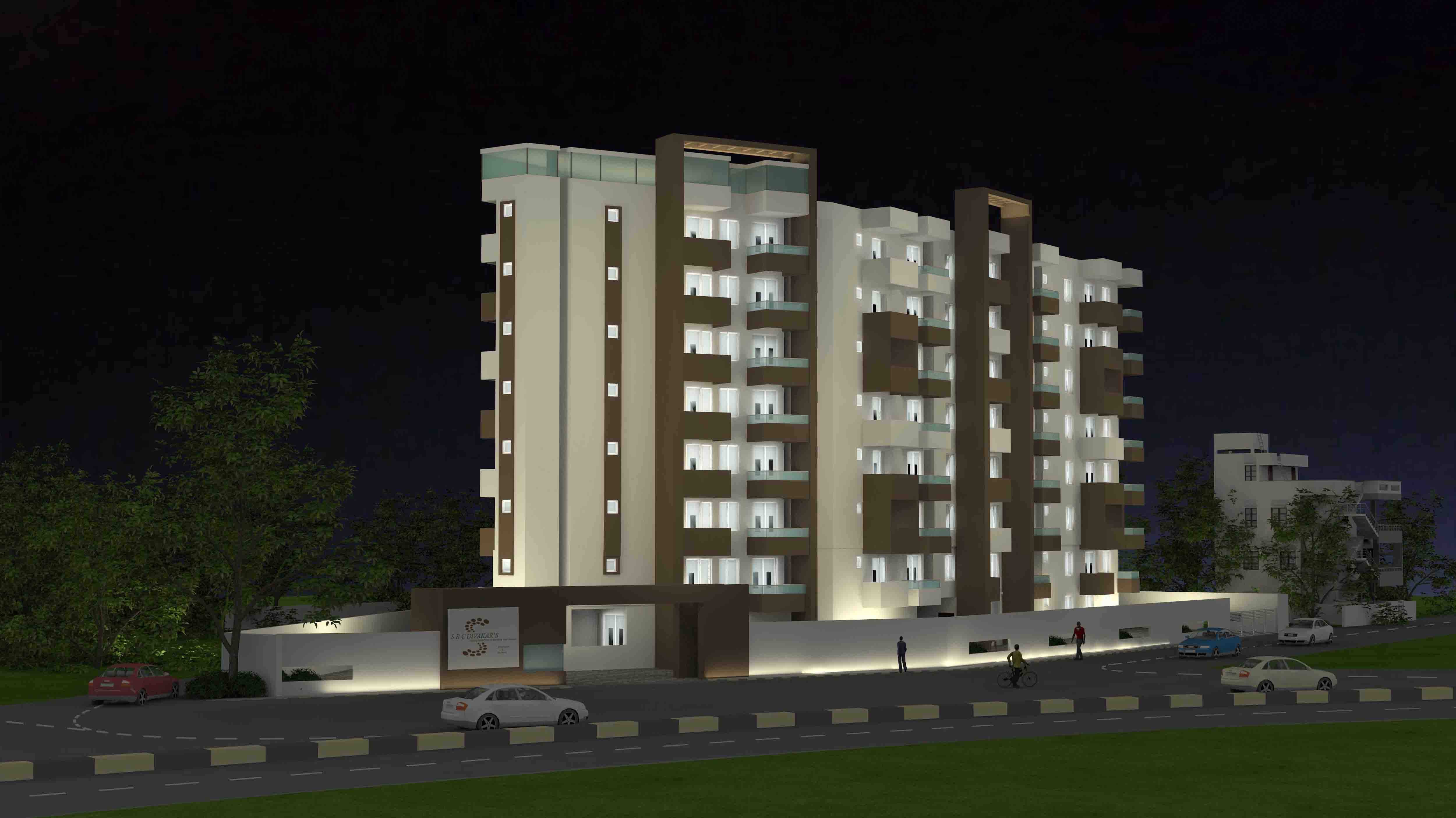 SRC Sky Asta Subramanyapura Bangalore 12263