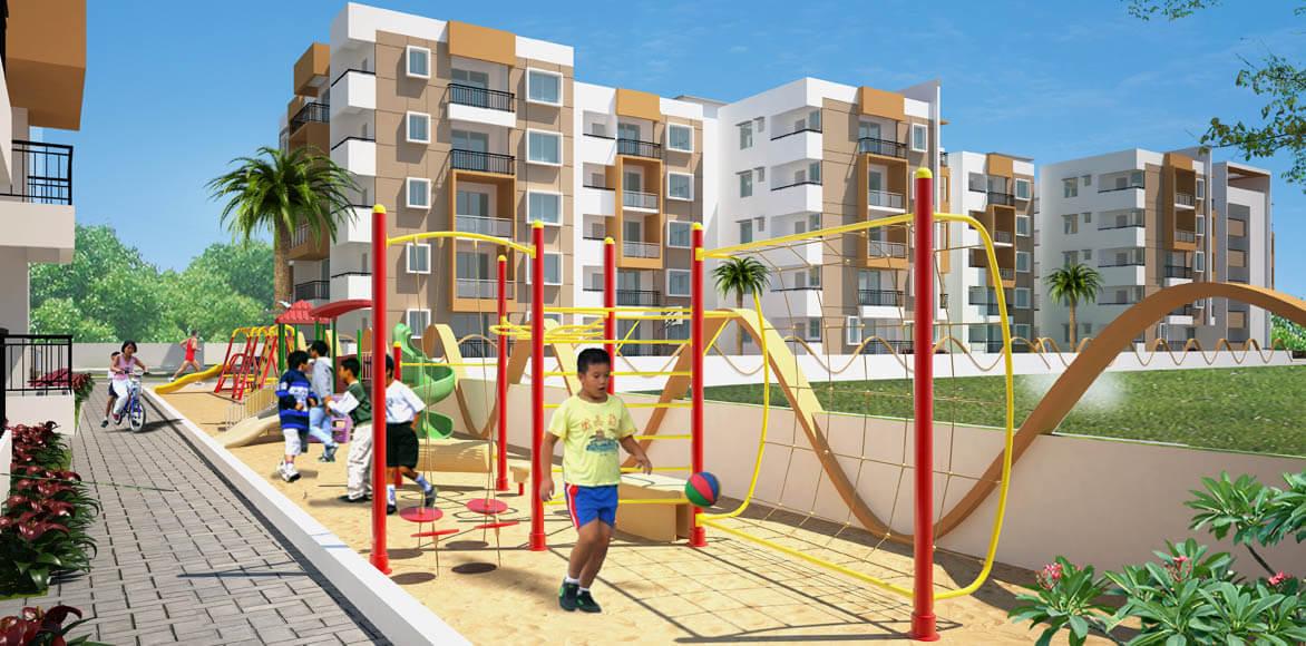 Disha Park West Varthur Bangalore 12299