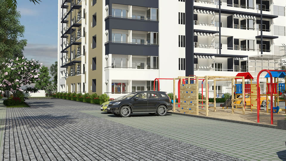 VMAKS Heights Electronic City Phase 2 Bangalore 12344