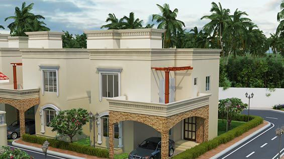 Castleton Greens Villa Chandapura Bangalore 12489