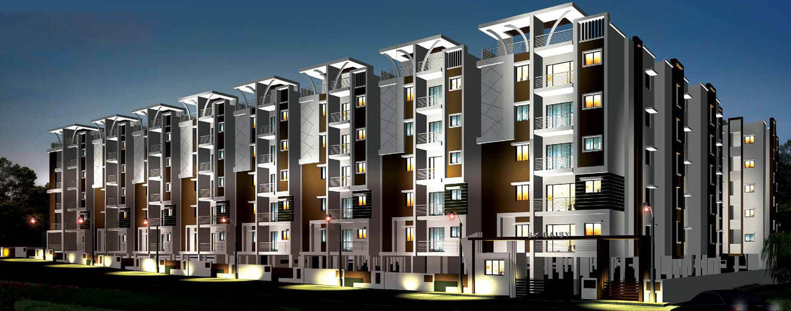 SK Daisy Electronic City Phase 1 Bangalore 12629