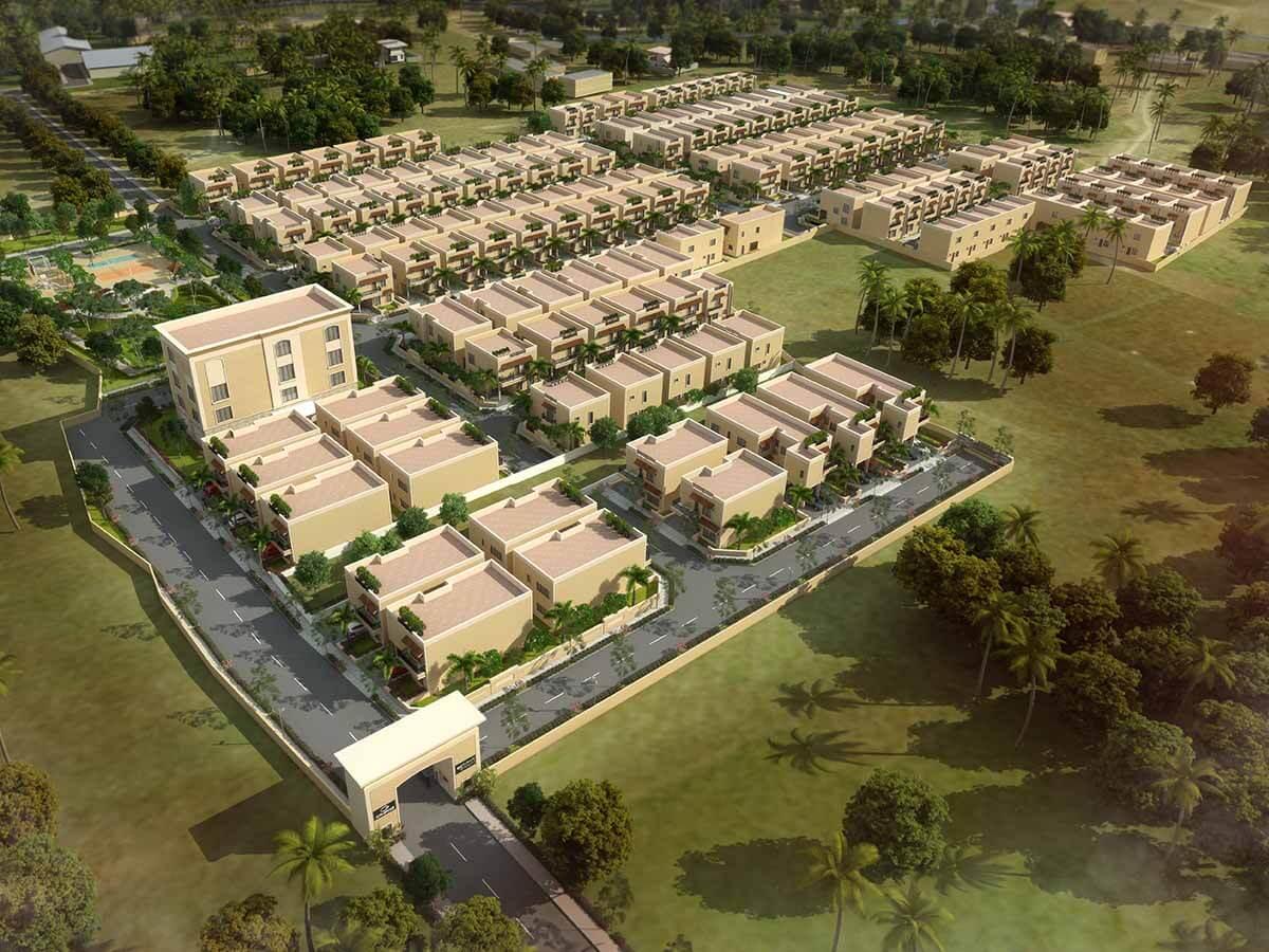 Casagrand Bloom Villa Thirumudivakkam Chennai 12760