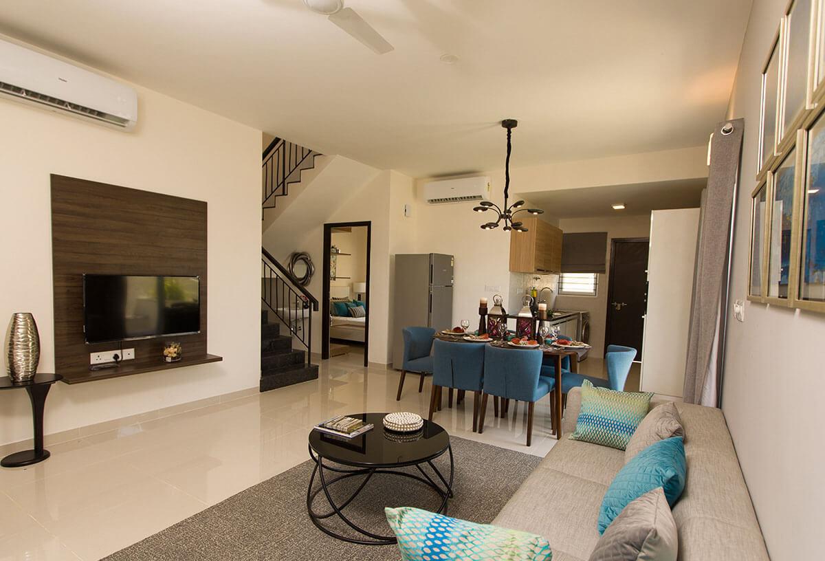 Casagrand Bloom Villa Thirumudivakkam Chennai 12767
