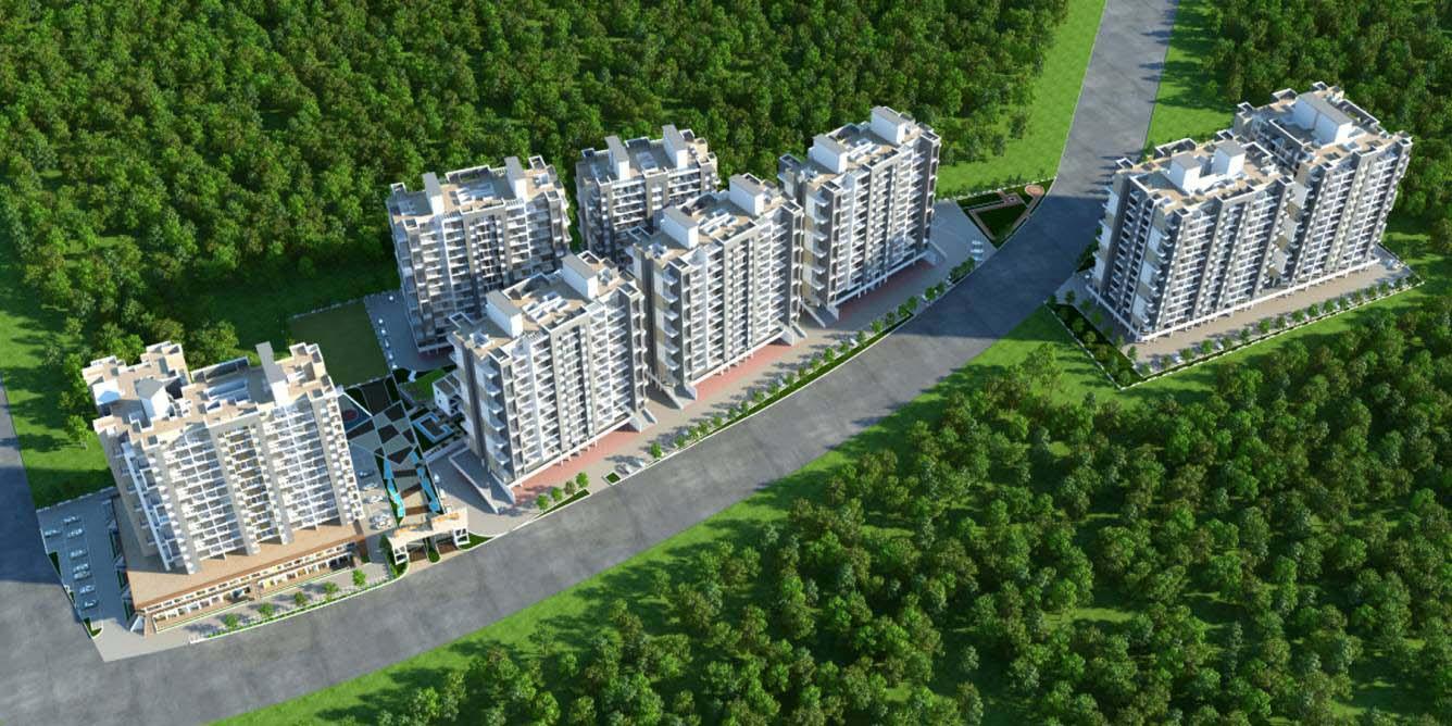 38 Park Majestique Undri Pune 12794