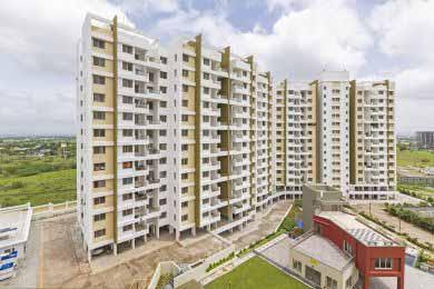 Gaurdian Hill Shire Phase 2 Wagholi Pune 12797