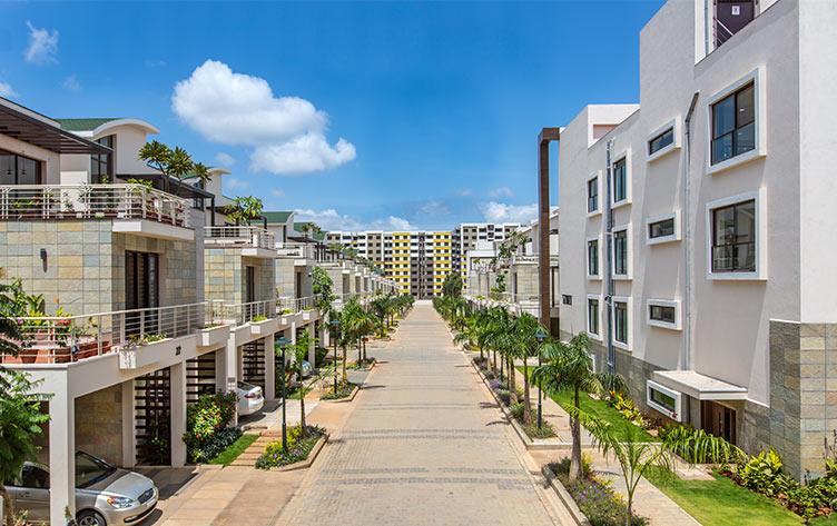 Krishna Northwoods Villa Thanisandra Main Road Bangalore 13656