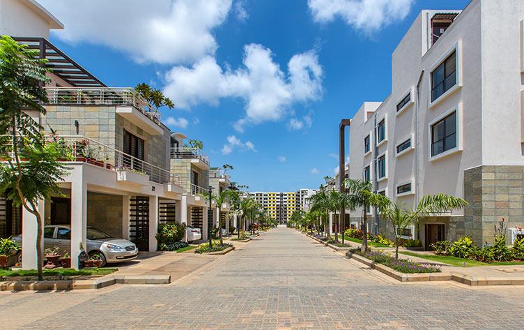 Krishna Northwoods Villa Thanisandra Main Road Bangalore 13657