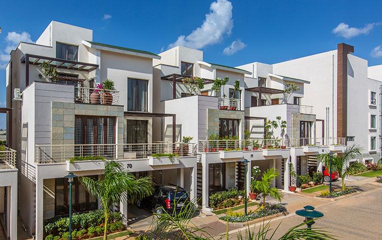 Krishna Northwoods Villa Thanisandra Main Road Bangalore 13658