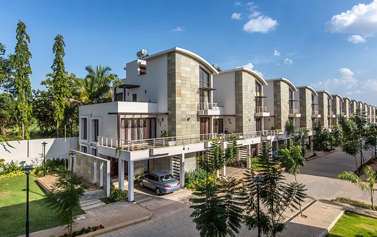 Krishna Northwoods Villa Thanisandra Main Road Bangalore 13660