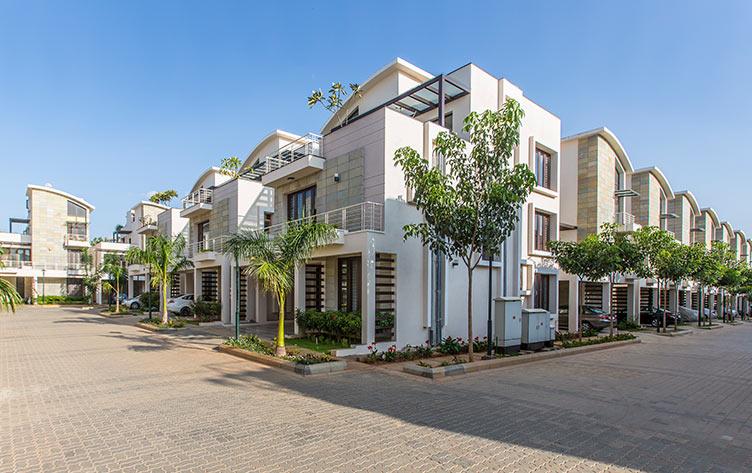 Krishna Northwoods Villa Thanisandra Main Road Bangalore 13661