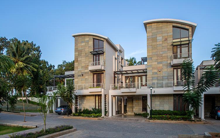 Krishna Northwoods Villa Thanisandra Main Road Bangalore 13662