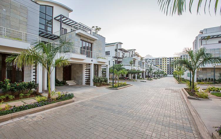Krishna Northwoods Villa Thanisandra Main Road Bangalore 13664