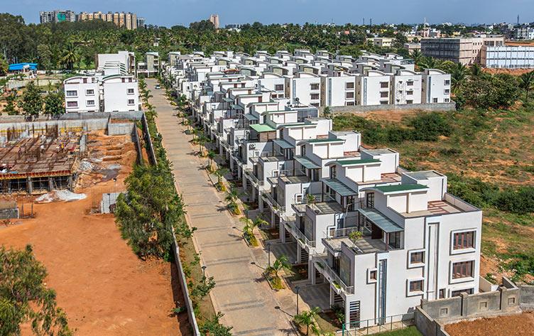 Krishna Northwoods Villa Thanisandra Main Road Bangalore 13666