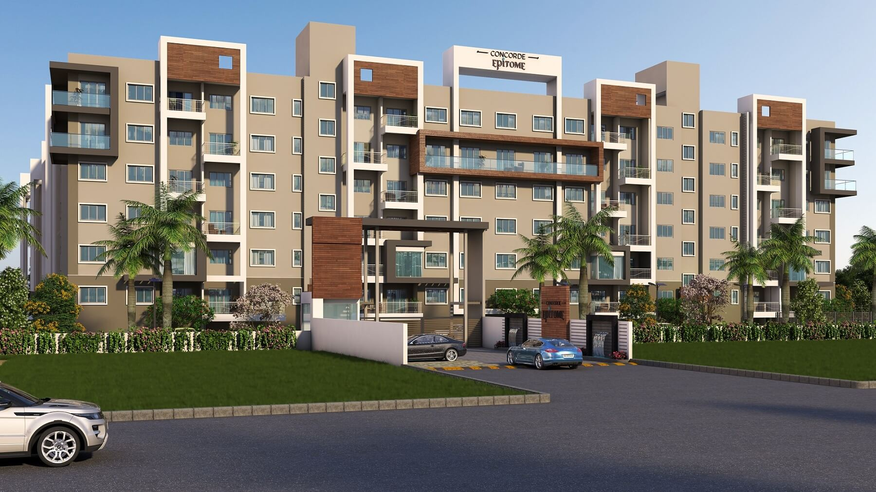 Concorde Epitome Electronic City Phase 2 Bangalore 13712