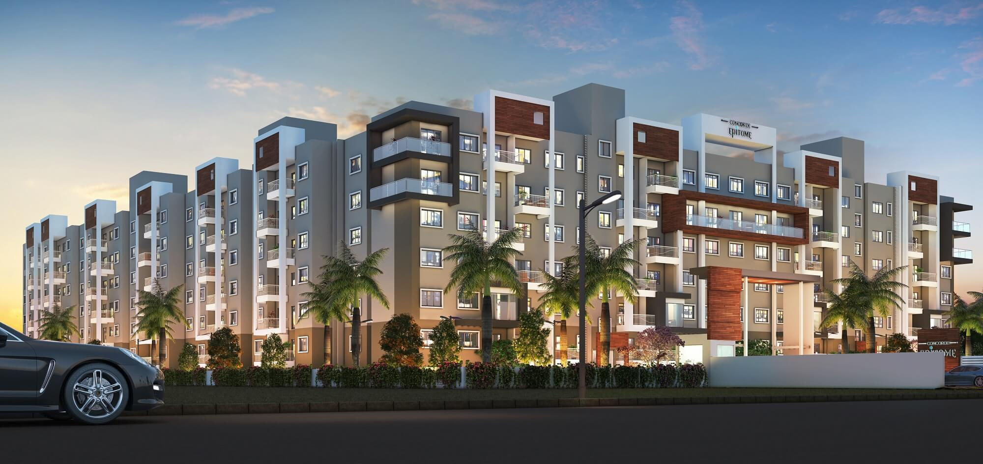 Concorde Epitome Electronic City Phase 2 Bangalore 13714