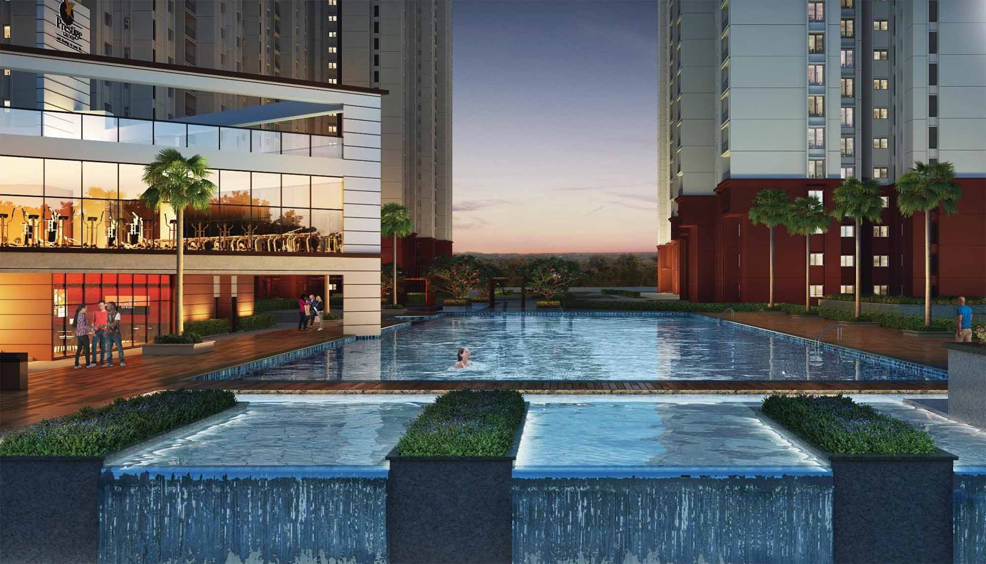 Prestige Jindal City price