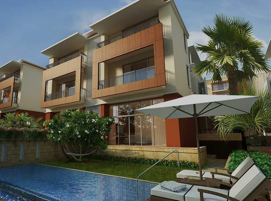 Peninsula Ashok Beleza Villa Penha de Franca Goa 13768