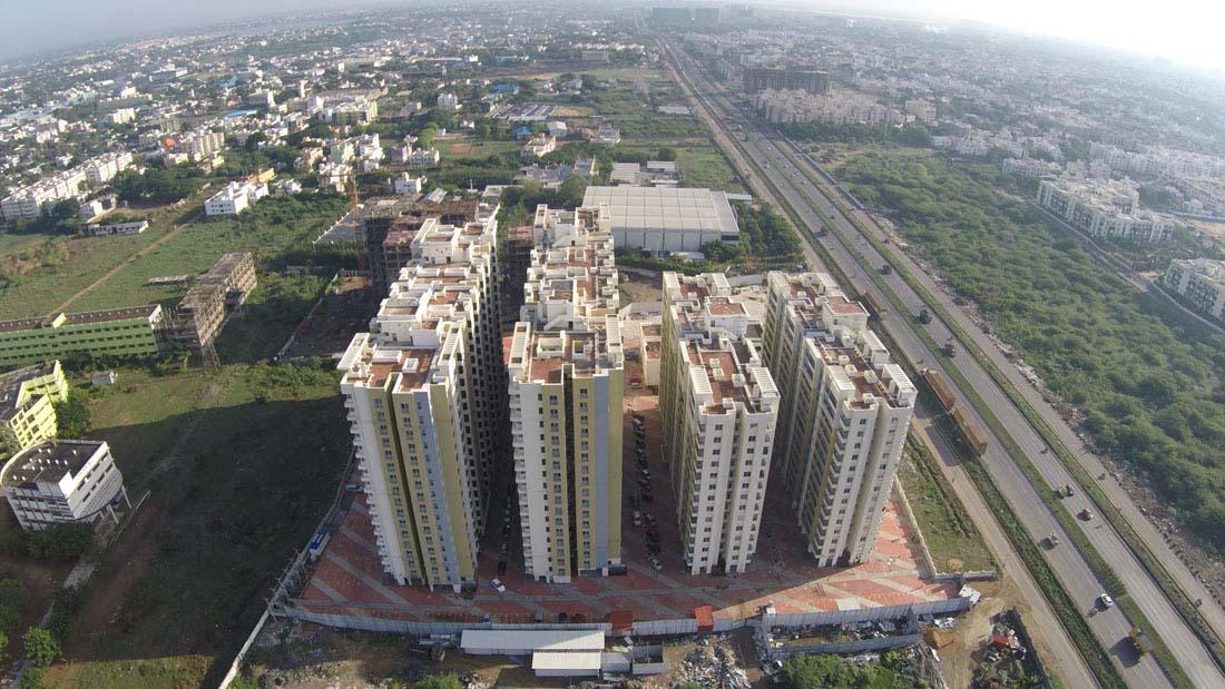 KG Signature City Mogappair Chennai 13800