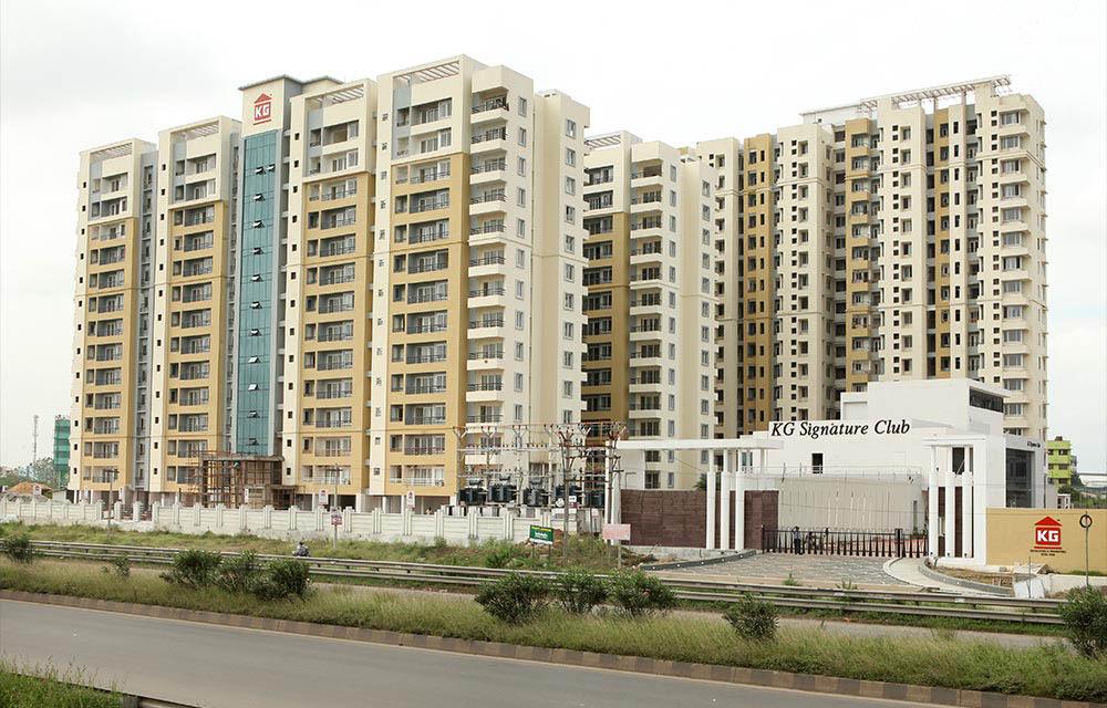 KG Signature City Mogappair Chennai 13801